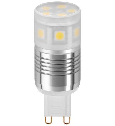 Wentronic LED-Lampe für G9 Lampensockel Lichtfarbe Daylight, weiß 30461