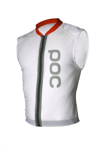 POC SPINE VPD VEST   PROTECCION DE CICLISMO PARA HOMBRE  COLOR BLANCO  TALLA M (REGULAR)