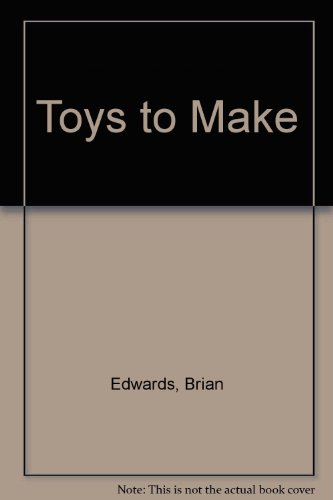 Purnell's busy fingers book of toys to make