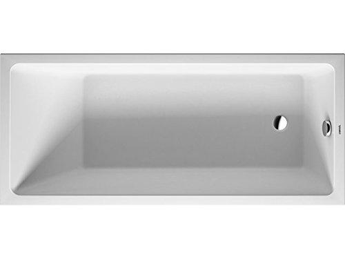 Duravit Badewanne Vero Air 1700x750mm Weiß, Einbauversion, 700412000000000