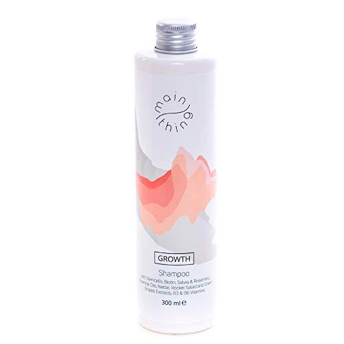 Main Thing - Champú sin sulfatos para favorecer el crecimiento y la protección...