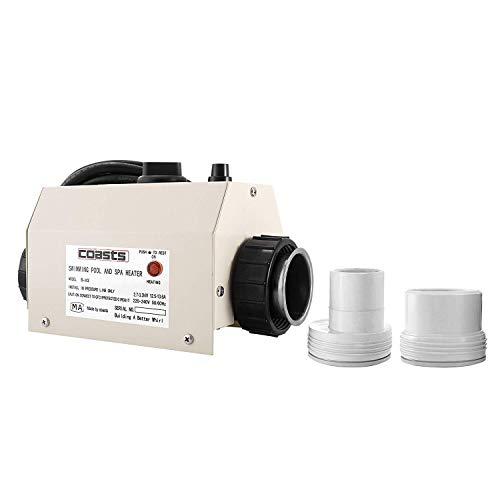 Moracle Termostato 220 V 3KW Termostato del Calentador de Agua 48\50 mm...