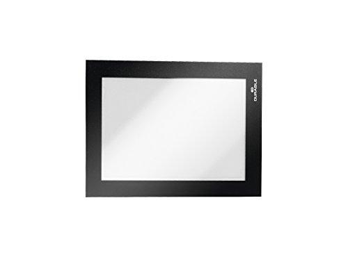 Durable Duraframe A6 - Placa nombre imán clip, 260