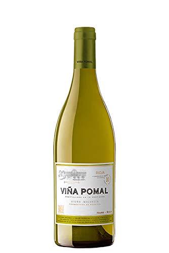 Viña Pomal | Vino Blanco 2015 Viña Pomal | Medalla De Oro Cinve - 2017 | D.O.Ca. Rioja | Botella De 75 Cl