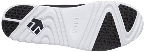 Etnies LO-CUT SC Herren Skateboardschuhe Schwarz (BLACK/WHITE/976)