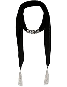 Bees Knees Fashion - Bufanda - Bufanda Púrpura Anaranjada Negra Del Cuadrado De Seda De La Impresión De La Mariposa