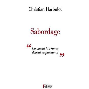Sabordage : 'Comment la France détruit sa puissance'