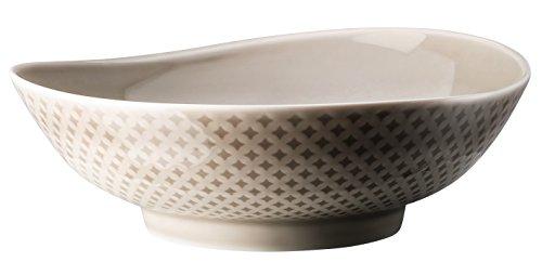 Pearl Dessert (Rosenthal - Bowl/Schale/Schälchen -Junto - Pearl Grey/beige-grau Ø 15 cm)