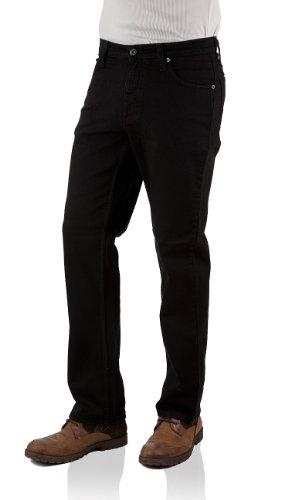 MUSTANG - Jeans Droit - Homme Noir - Noir