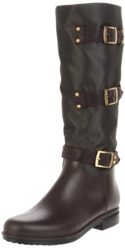 DAV Rainboots English Nylon EG2-NY404, Womens wellington boots