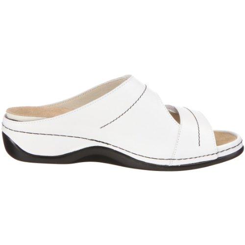 Berkemann Melbourne Daria 0, Chaussures femme - Blanc - (weiß 101) - Blanc - (weiß 101)
