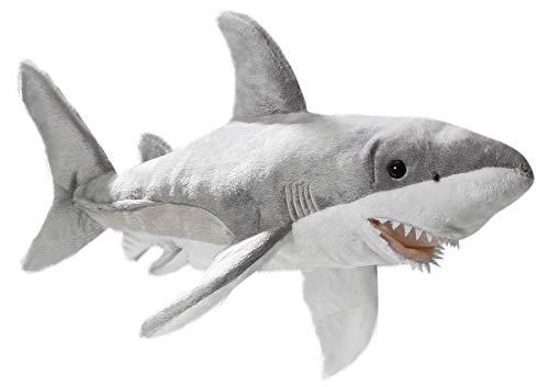 Carl Dick Hai, Haifisch aus Plüsch ca. 50cm 3114