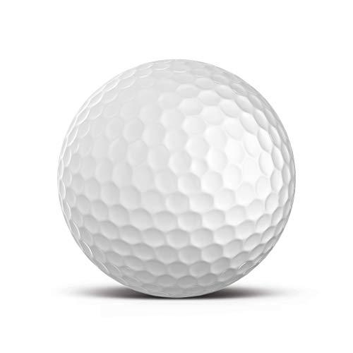 Ge24 Blanko Golfball - Individuell Bedruckt mit Ihrem Text Bild oder Logo (3) -