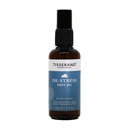 Tisserand De-Stress Body Oil 100 ml by Tisserand Aromatherapy