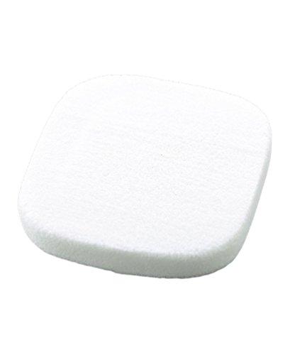 NiSeng Houppettes à Poudre Eponge Powder Puff de Cosmétique Blanc