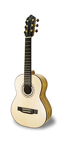 APC Instruments CCT 10 KOA S Mini Classical Guitar mit Steel String