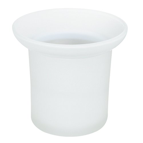 Bad-Serie Piazza - Ersatzglas für die WC-Garnitur Piazza Nr. 6739 -