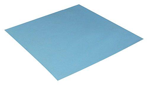 ARCTIC Thermal Pad (50 x 50 x 1.0 mm) - Compresse thermique à base de silicone avec 6,0 W/mK de conductivité thermique et une dureté exceptionnellement faible