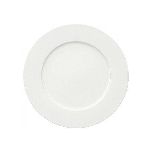 Villeroy & Boch Royal Gourmet-Set / Tellerset in ansprechendem Design / hochwertiges Bone Porzellan / perfekte Ergänzung zu den anderen Sets der Royal Kollektion / 1 x Set (4-teilig) (Weiß China Teller-set Von 12)