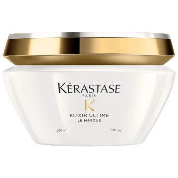 Kérastase Elixir Ultime Masque a L'Huile Sublimatrice - Maschera per tutti i tipi di capelli, 200 ml