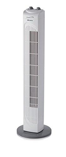 Ariete FreshAir Säulenventilator, 3Geschwindigkeiten, Schwenkautomatik, 45W, Kunststoff, weiß