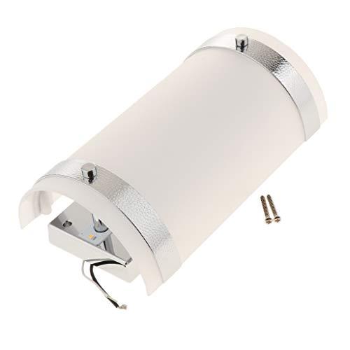 Shiwaki Badezimmer Eitelkeits Lichter 9 Schlafzimmer Befestigungen des Zoll 5.2W 3000K Warmes Weißes LED Eitelkeits Licht Spiegel Vorderes Eitelkeits Licht (Rv-led-beleuchtung-befestigungen)