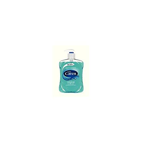 Carex 5000101655500 Savon Antibactérien 500 mL Bleu