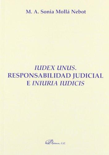 iudex-unus-responsabilidad-judicial-e-iniuria-iudicis-monografas-de-derecho-romano-derecho-pblico-y-