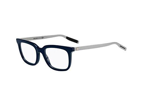 Preisvergleich Produktbild Dior Homme Brillen Für Mann BLACKTIE216 R9A, Blue / Matte Palladium Gestell aus Metall und Kunststoff, 54mm