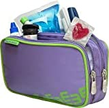 Elite Medical Isothermal Cool Bag for Diabetes Insulin (Purple)