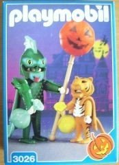 PLAYMOBIL 3026 TIGRE DRAGON DE HALLOWEEN