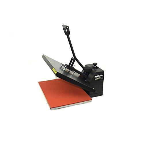 HobbyCut H001-S Transferpresse 60cm x 40cm Textilpresse 2800 Watt - 2