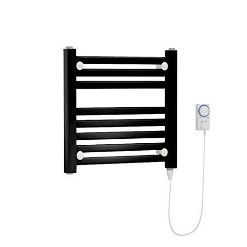 Elektrisches thermostatisches Badezimmer-beheizte Handtuchstange-Handtuchhalter-Heizkörper Chrom