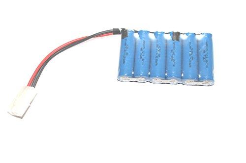 XCell batteria RC Pack 7,2V 1200mAh NI-MH F1X 6Mignon Tamiya Zelle AA 139702