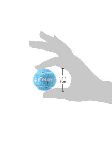 iFetch Mini Tennis Balls, Small 3