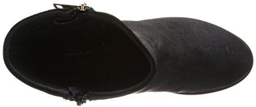 Tosca Blu India Sf1409s162 Damen Stiefel & Stiefeletten Schwarz - Noir (C99 Nero)