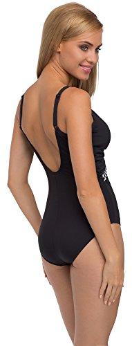 Feba Donna Modellante Corpo Costume da Bagno F30 Motivo-244
