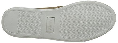 Armani Jeans - basket Armani jeans C657695 bleu foncé Beige