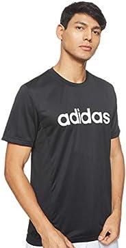 adidas Men's D2M Logo T-S