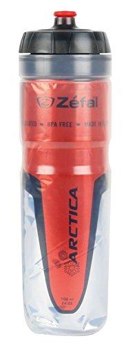 Bidón Zefal Arctica 750 ml rojo
