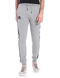 Amazon.fr   Kappa - Pantalons de sport   Sportswear   Vêtements 3f5dbdd2828