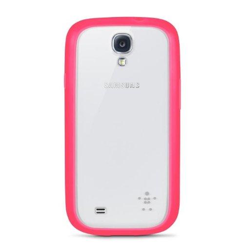 Belkin View Case (geeignet für Samsung Galaxy S4) rosa Belkin View Case