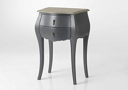 Amadeus Table en Bois de Bayure, Collection Murano Celeste