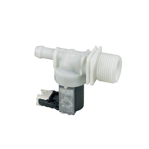 Magnetventil Wassereinlaufventil Ventil 1 fach Geschirrpüler Spülmaschine passend wie Whirlpool Bauknecht 480140102032 Indesit Ariston C00313183
