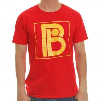 Plan B Yellow Logo Men's T-Shirt