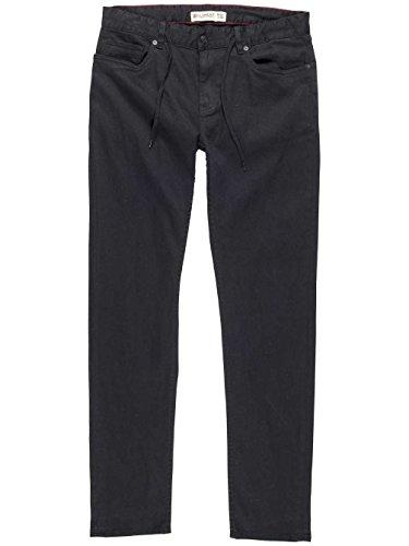 Herren Jeans Hose Element Owen Jeans Flint Black