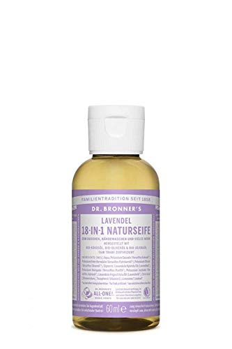Dr Bronners Magic Seife Lavendel - 60ml - Dr. Bronners Seife Lavendel