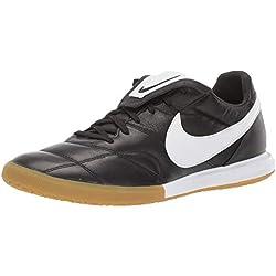 Nike Premier II, Zapatillas de Fútbol Unisex Adulto, Negro (Black/White/Black 010), 42.5 EU