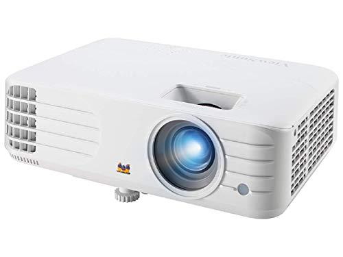Viewsonic PX701HD 3D Heimkino DLP Projektor (Full-HD, 3.500 ANSI Lumen, 2x HDMI, 10 Watt Lautsprecher, 1.1x optischer Zoom) weiß