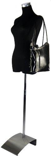 Echtem italienischem Leder, Handtasche, Schultertasche oder Rucksack. Medium und Large-Versionen. Enthält eine Staubschutztasche. Schwarz (groß)